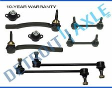 Brand New 8pc Complete Front & Rear Suspension Kit for Volvo S60 / S80 / V70