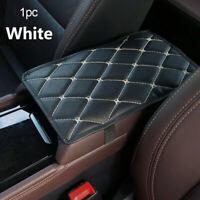 Universal Car Armrest Pad Cover Auto Center Console Box Leather Cushion Mat