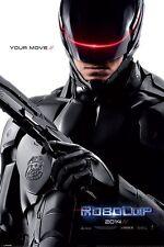 Robocop 2014 Teaser Poster 91,5 x 61 cm Marchandise Officielle