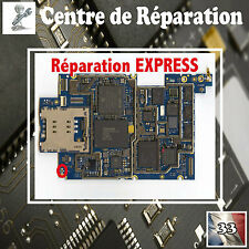 Réparation connecteur WIFI iphone 3G 3GS / Repair connector WIFI( PRO )