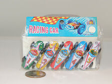 Racing Cars Set of 5 over 1 inch original package (5384)