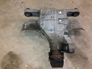 2006 Bentley Continental GT Flying Spur rear differential carrier gears