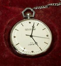Shanghai Stop Watch DIMONDWATCH Goldcoin VERY RARE EXCELLENT working condition