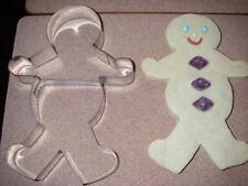 JOB LOT 12 Pain D'Épice Homme Garçon Biscuit Pâtisserie Fimo Cookie Cutter 7 in (environ 17.78 cm)
