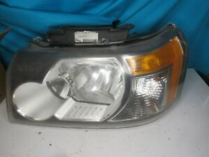 08-12 Land Rover Lr2 - Halogen Driver Left Headlight Lamp Assembly LH