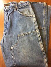 RIGGS WORKWEAR DURA SHIELD By Wrangler Men's Denim Pants Reinforced (12B)