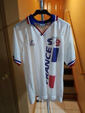 """""""France98  Licence Officielle"""" World Cup 1998 Soccer Shirt"""