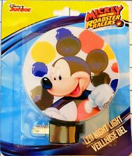 Mickey Mouse and the Roadster Racers LED Night Light with Rotary Shade