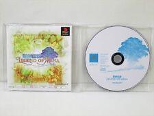SEIKEN DENSETSU LEGEND OF MANA PS One Books Playstation Japan Game bbc p1
