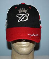 Nascar Dale Earnhardt Jr Budweiser Velcroback Hat Cap