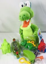 Dinosaur Toy Lot Plush Toys Dino Cars Gift Set Collection