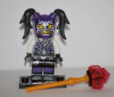 Ultra Violet  Minifigure - Lego Ninjago Movie