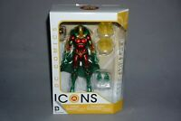 DC Comics Icons Series Mister Miracle Brand new sealed Box