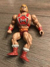 Vintage 1984 He-man Thunder Punch Masters Of The Universe 5.5? Action Figure MOT