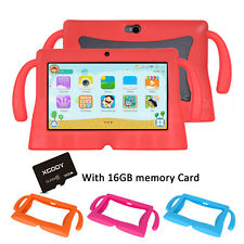 """XGODY Kids Android 8.1 Tablet PC 7"""" INCH 16GB/32GB 4-CORE HD IPS Dual Camera New"""