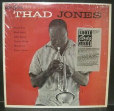 Fabulous THAD JONES - OJC Debut Records Lp 625 EX Condition w/ MINGUS