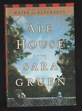 Ape House by Sara Gruen (2010, Hardcover), Signed First Edition on Bookplate