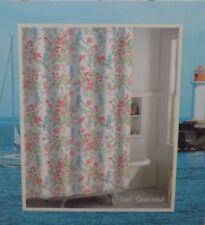 Destinations Shower Curtain - Pearl Seaweed