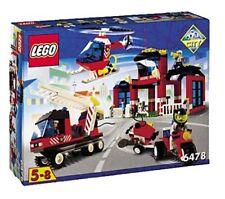 Lego 6478 Estación de Bomberos