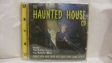 The Haunted House CD Continuous Play 1999 Delta Entertainment Laserlight  cd1473