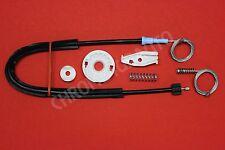 Volkswagen VW Beetle Convertible Drivers Rear Left Window Regulator Repair Kit
