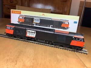 Hornby R2490 Load Haul Class 60 Diesel Locomotive 60007 new