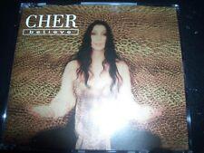 Cher Believe Rare Australian CD Single - Like New