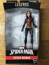 MARVEL LEGENDS SPIDER-MAN SERIES SPIDER-WOMAN ACTION FIGURE No BAF lizard Part