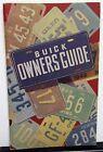 1949 Buick Super 50 Dynaflow 50 & 70 Series Owners Manual Guide Original