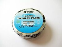 WEND Daron Rahlves Overlay Paste Fluoro HF Racing ski wax 2oz. (56 g) US-MADE