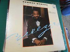 "Great Vintage LP Album - GEORGE BENSON ""Breezin"""