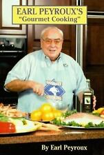 Earl Peyroux's Gourmet Cooking-ExLibrary