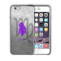 Zodiac Sign Virgo Iphone 5 SE 6 6s 7 8 X XS Max XR 11 12 Pro Plus Case Cover 3