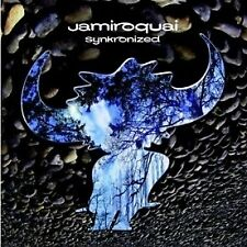 Jamiroquai Synkronized 10 Track CD Album 1999