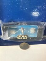 Micro Machines Star Wars Galoob Ship movie PROMO (1996) 3 Tiny Ships