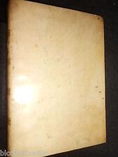 ALEXANDER DUMAS; Vellum c1856, Florence, Midi France, Corricolo, Seponare, Armes