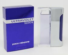Paco rabanne ultraviolet Man-eau de toilette spray 50 ml