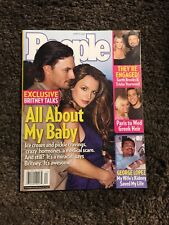 Britney Spears People Magazine (Rare) 2005