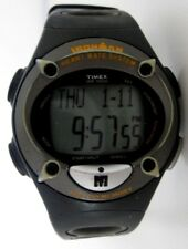Timex Ironman Triathlon 565 RS 210 Watch Only Working 100 Lap Memory Mens