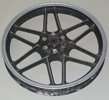 Moto Guzzi Vorderrad 18 V 35 50 65 front wheel V35 V50 V65 Felge rim Rad