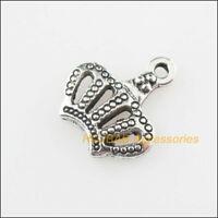 25Pcs Tibetan Silver Tone Tiny Bear/'s-paws Charms Pendants 11x13mm