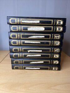 Vintage Vinyl VHS Pre-Recorded Tapes Vinyl Case X8