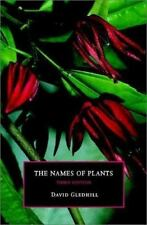 The Names of Plants-ExLibrary