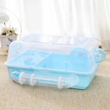 Hamster Cage Travel Small Pet Hedgehog Cage Freely Collocation New Products DIY