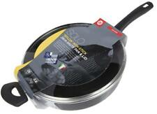 Solo 28 cm Teflon Non-Stick Saute Pan with Lid Easy Clean *CLEARENCE SALE*