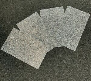 AB Stone Diamante Romany Dining Table Mat Place Tableware Dinner Sparkly Crushed