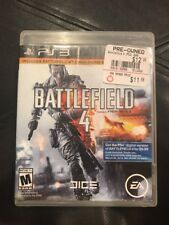 Battlefield 4 For PlayStation 3 PS3 Tested Works (A2)!