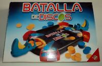 Juego de mesa Batalla de Discos de DINOVA Fabricado en España.