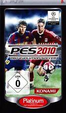 Pro Evolution Soccer 2010 - PSP Platinum