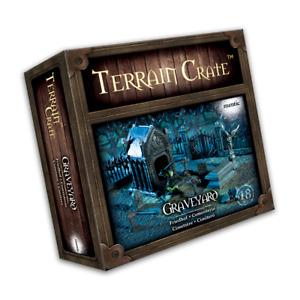 Mantic Games - Terrain Crate: Graveyard (MGTC179)
